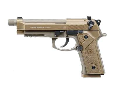 Beretta M9 A3 FDE Full Métal CO2 Blowback 1.3J