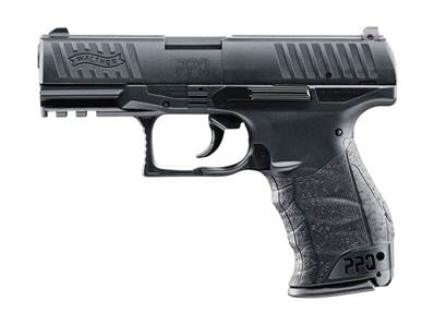 Walther PPQ 4.5mm (.177) Pellet BK CO2