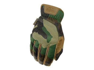 Mechanix Gants Fast-fit Woodland Taille S FFTAB-77-008