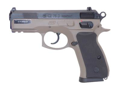 ASG CZ 75D Compact HWA SPRING DT-FDE 0.4J
