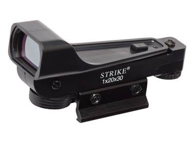 Strike Systems Point Rouge Red Dot 20x30mm, 21mm weaver