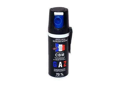 DM Diffusion Aérosol de défense GAZ 50ML CS