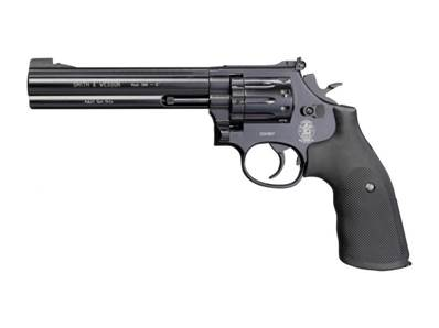"Smith & Wesson 586 6"" 4.5mm Noir CO2"
