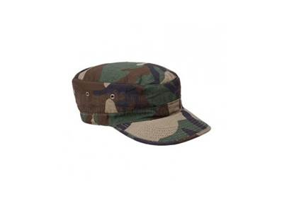 Casquette military Woodland Taille M