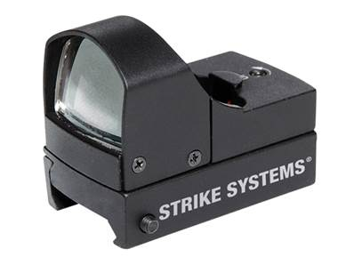 Strike Systems Red Dot Point rouge Métal compact