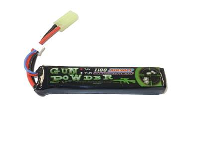 A2Pro Batterie LiPo 7.4v / 1100mah mini stick