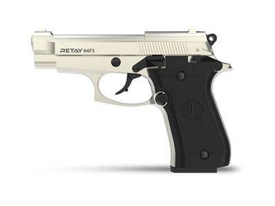 Retay 84FS 9mm P.A.K. Satin