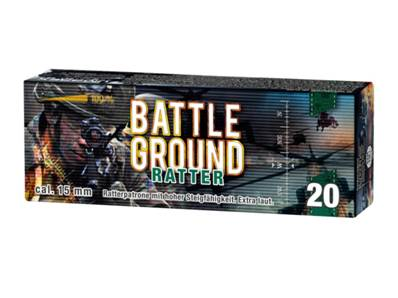 Umarex Pyro-Fusées 15mm Battle Ground Ratter (x20)