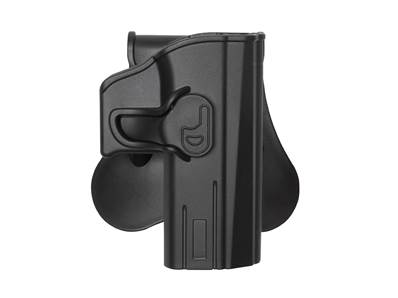 Strike Systems Holster polymère CZ Shadow 2 Noir retention active