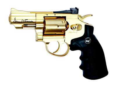 "Dan Wesson 2.5"" Gold CO2 1.4 J"