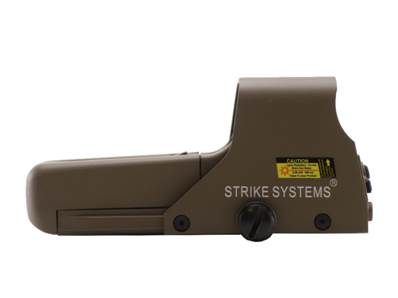 Strike Systems Point rouge advanced 552 Holosight rouge/vert Tan