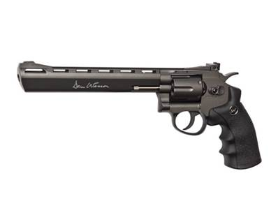 "Dan Wesson 8"" Noir CO2 2.7J"