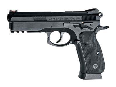 CZ 75 SP-01 Shadow 4.5mm(.177) CO2 Fixe 2.4J