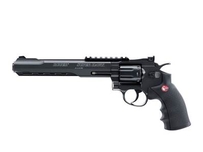 "Ruger super hawk 8"" Noir CO2 4J"