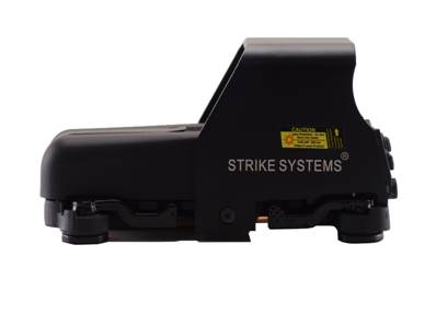 Strike Systems Advanced type 553 Sight Point rouge/vert Large