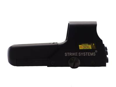 Strike Systems Point rouge advanced 552 Holosight rouge/vert Noir