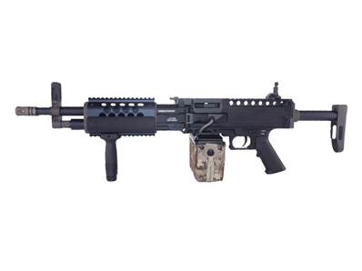 Classic Army LMG Light Machine Gun Full Métal AEG 1.1J
