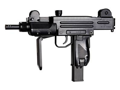 KWC Submachine gun Métal Semi/Full 4.5mm(.177) CO2 Blowback 1.8J