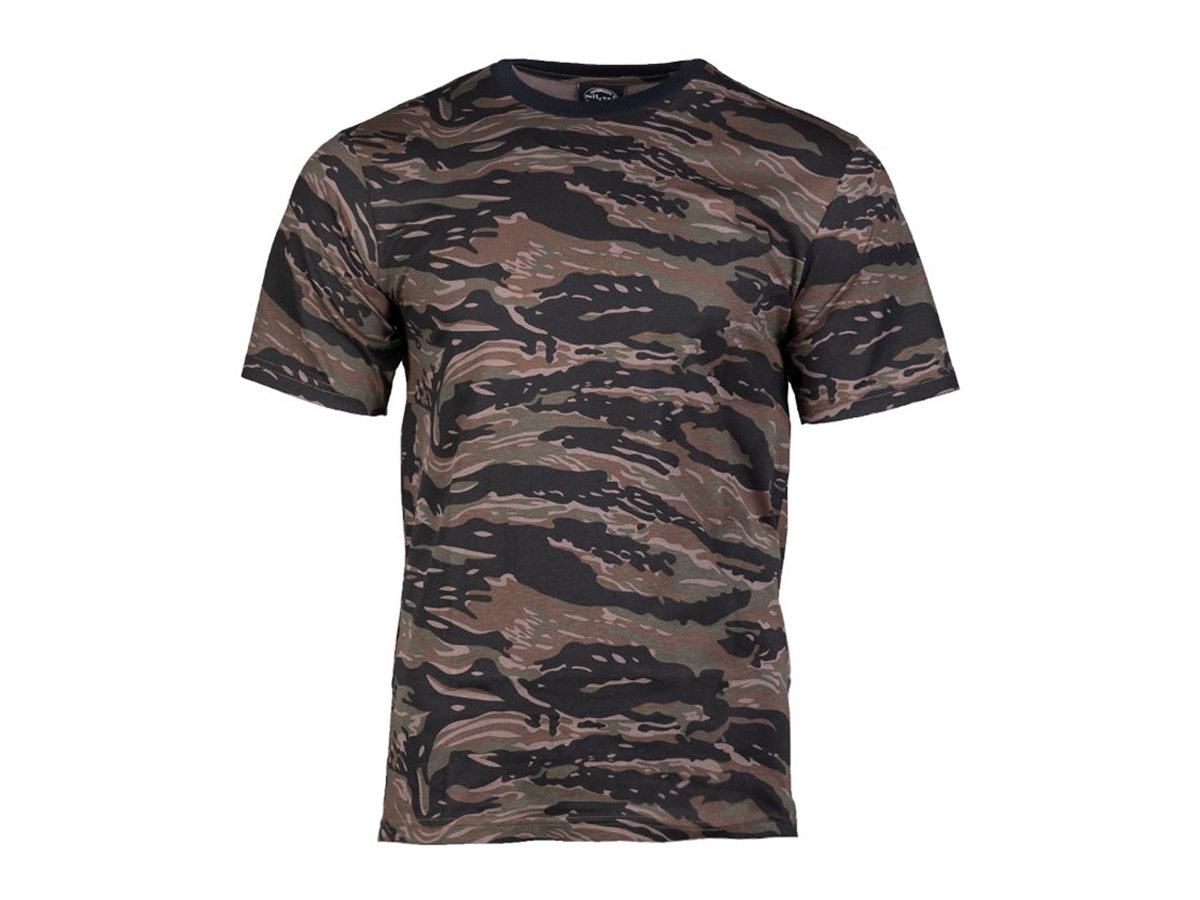 T-Shirt camouflage Tiger stripe Taille XL