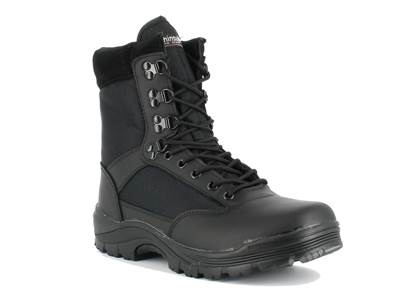 Chaussures Tactical Cordura BK zip T46/13