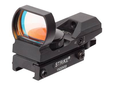 Strike Systems Point Rouge Red Dot Pro Series 4 positions