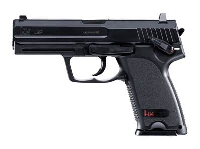 HK USP BK Full Métal CO2 Fixe 1J