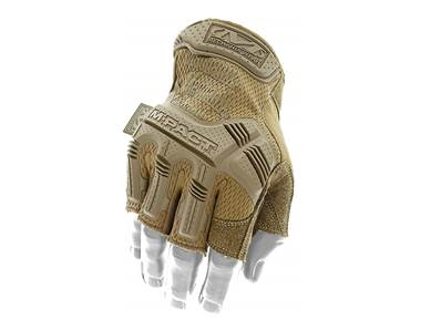Mechanix Gants M-PACT Mitaine Coyote Taille L MFL-72-010