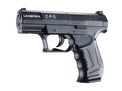 UMAREX CPS compact 4.5mm (.177) Noir CO2 3.9J