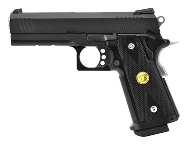 WE Hi-Capa 4.3 Original Noir GAZ Blowback 0.9J
