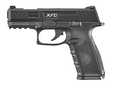 ICS XFG Noir GAZ Blowback 0.8J